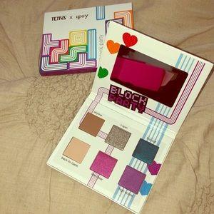 Tetris Block Party Eye shadow